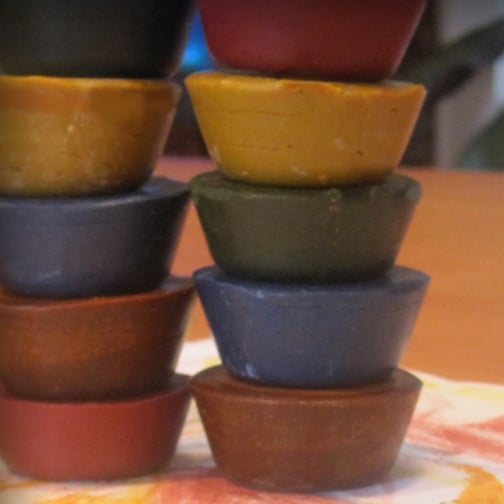 Edible and Eco Crayons and Markers For Kids