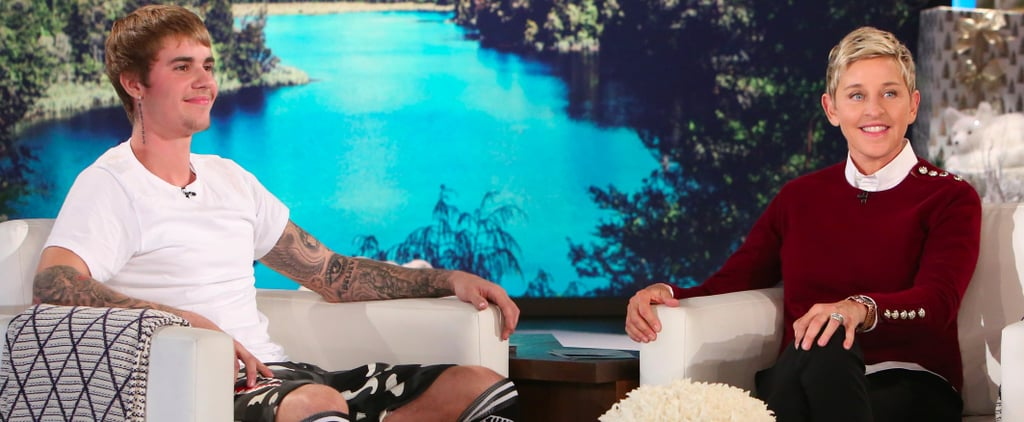 Justin Bieber Makes Christmas Come Early by Confirming He's a Single Man on Ellen