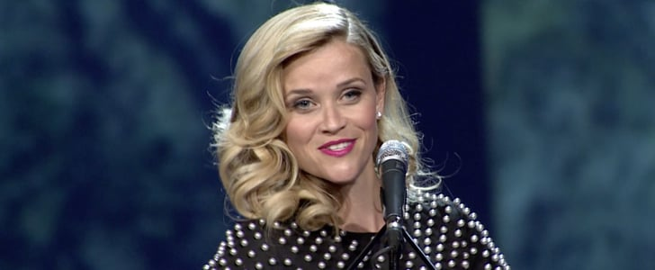 """Reese Witherspoon: """"Sometimes It's Not Awesome to Meet the People You Really Admire"""""""