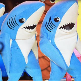 Buy Katy Perry Halftime Shark Costume