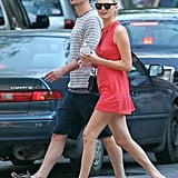 Josh Hartnett Pictures With Girlfriend Sophia Lie
