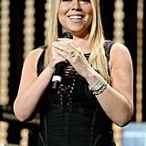 Mariah Carey at Venice Family Clinic Silver Circle Gala 2016