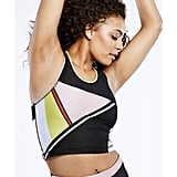 Day/Won Colorblock Performance Crop