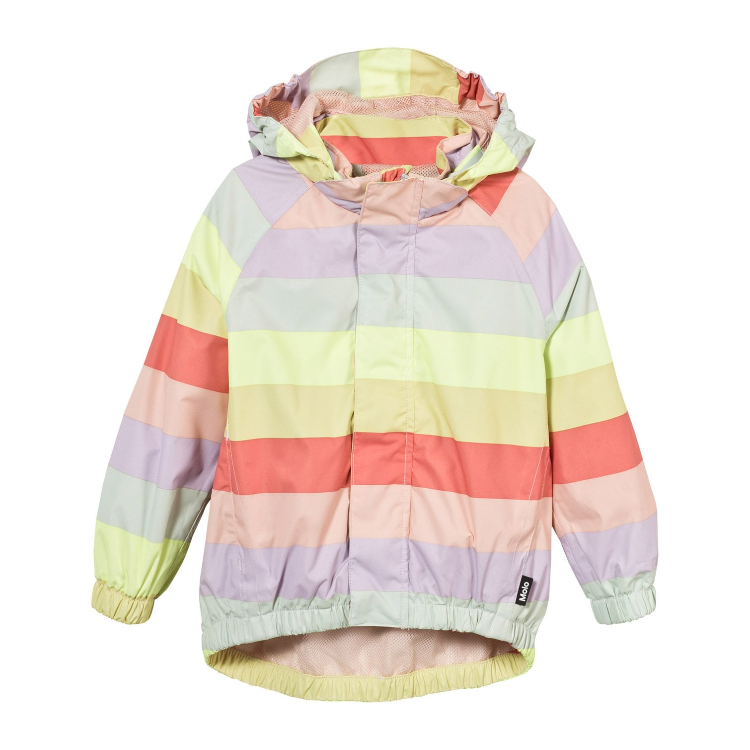 wide selection best value a great variety of models Molo Rainbow Waiton Rain Jacket | 11 Cute Raincoats That ...