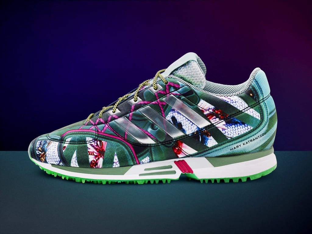 Adidas Originals x Mary Katrantzou | Adidas Originals And Mary Katrantzou  Collection Release | POPSUGAR Fashion Australia Photo 3
