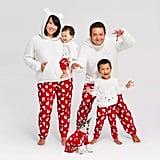 Holiday Llama Family Pajamas Collection