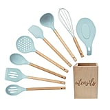 Silicone Cooking Utensil Set