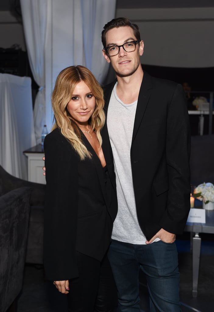 Ashley Tisdale and Christopher French Expecting First Child