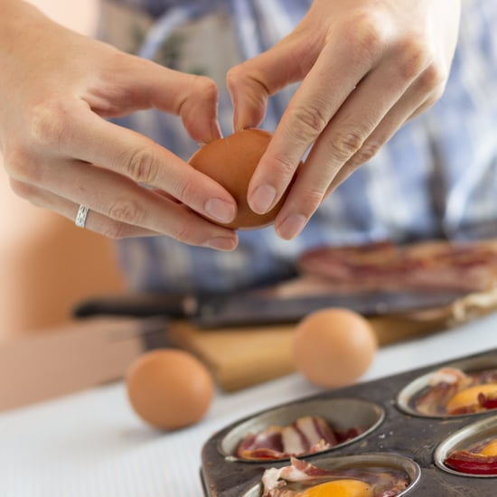 Using a Muffin Tin For Portion Control