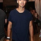 . . . Joe Jonas!