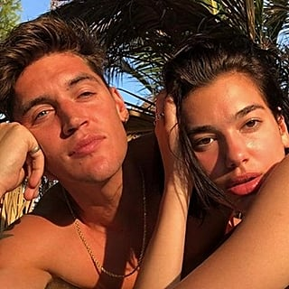 Dua Lipa and Boyfriend Isaac Carew Photos