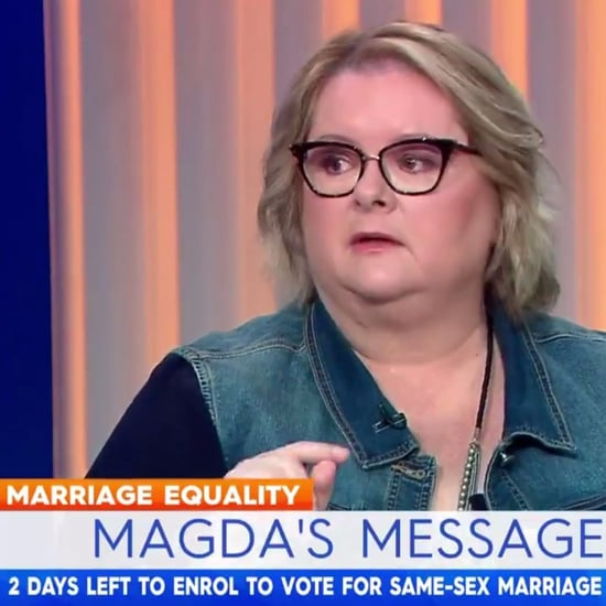 Magda Szubanski Same-Sex Marriage Interview on Today Show
