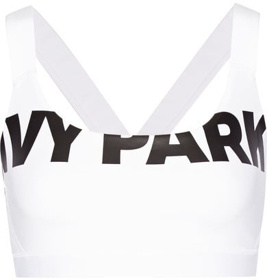 Ivy Park Printed Sports Bra
