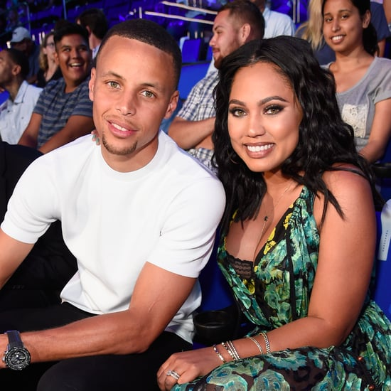Ayesha and Stephen Curry at Kids' Choice Sports Awards 2016