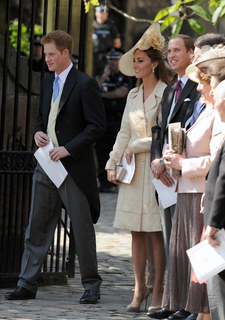 Kate Middleton Day Birger et Mikkelsen Coat in Ireland 2016