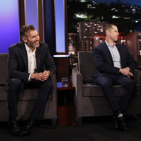Game of Thrones David Benioff and D.B. Weiss on Jimmy Kimmel