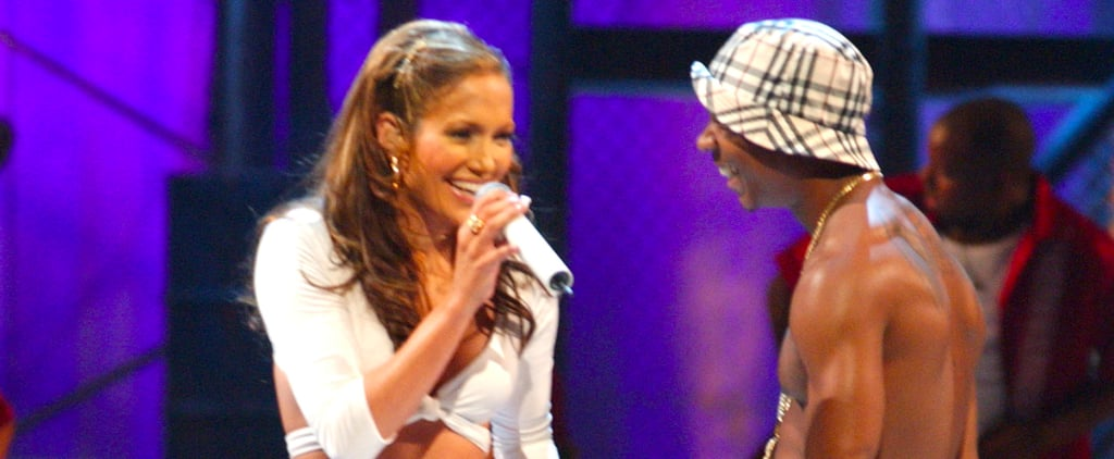 """Watch Jennifer Lopez Own the 2001 MTV VMAs With a Performance of """"I'm Real"""""""