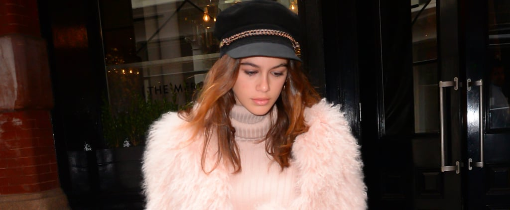 If Anyone Could Start a New Hat Trend, It's Cindy Crawford's Daughter