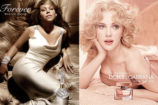 Scarlett Johansson for Dolce and Gabbana Perfume Ad