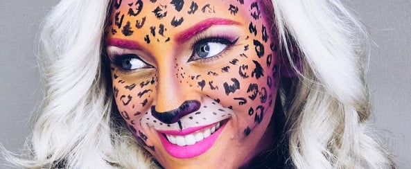12 Absolutely Bonkers Halloween Looks Inspired by Lisa Frank