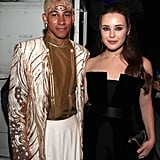 Keiynan Lonsdale and Katherine Langford