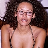 Melanie Brown, aka Scary Spice