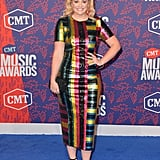Lauren Alaina at the 2019 CMT Awards