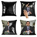 Surprise! Etsy Is Also Selling Michael Scott Sequin Pillows