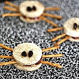 Mini Spider Pretzel PB&Js