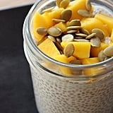 Breakfast: Coconut Chia Pudding