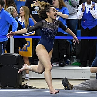 Katelyn Ohashi Floor Routine Pac-12 Championships