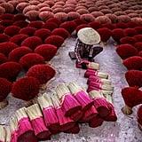 """Making Incense"" — Travel Category Winner"
