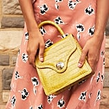 Rebecca Taylor Ikat Paintbrush Silk Jacquard Skirt                               $275                                                               from                         rebeccataylor.com                                                                                                         Buy Now                                                                                                                                                                                                                                                                       RATIO ET MOTUS Lady Bag                               $1150                                                               from                         ratioetmotus.com                                                                                                         Buy Now