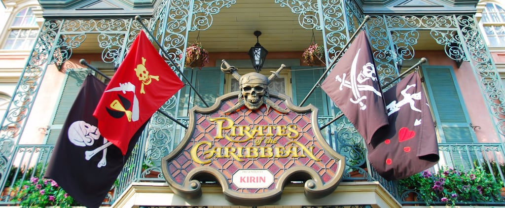 The Pirates of the Caribbean Ride Is Finally Getting Rid of That Awkward Auction