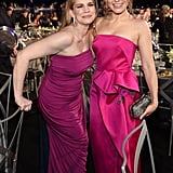 Pictured: Sophia Bush and Anna Chlumsky