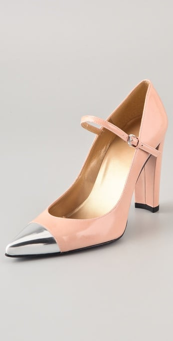 Stuart Weitzman Mary Jane Pumps ($365)