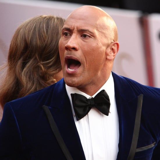 Dwayne Johnson's Reaction to Oscars Best Picture Mistake