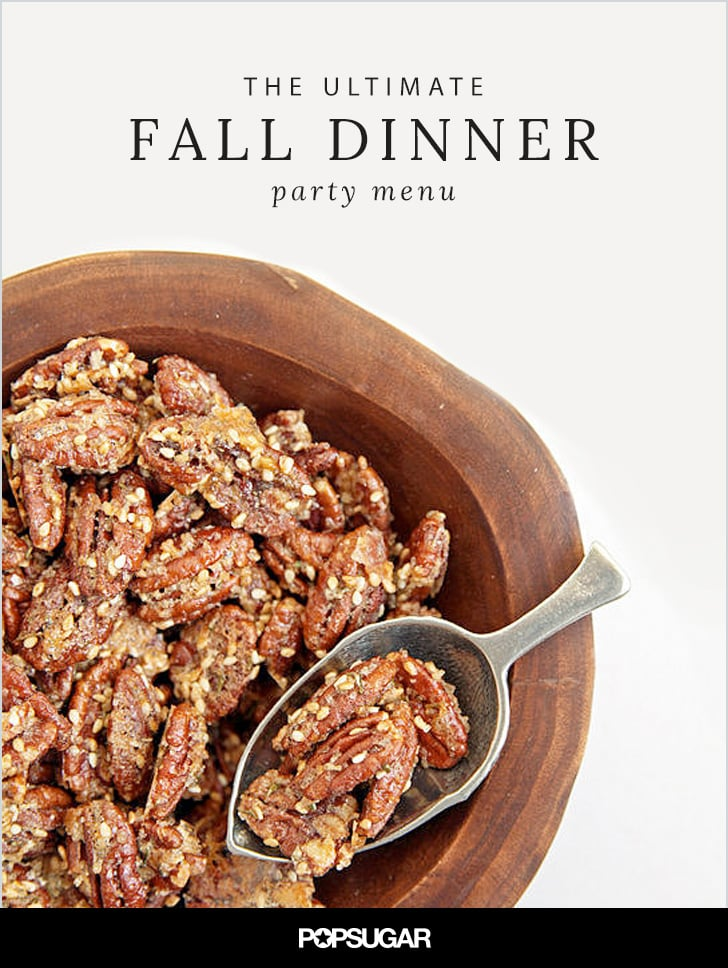 Fall Dinner Party Menu