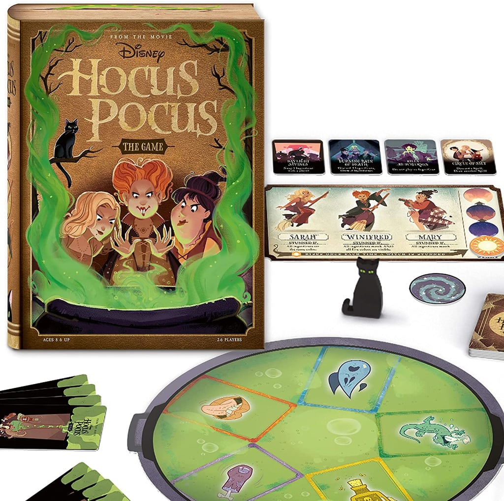 Where to Buy Disney's Hocus Pocus Board Game