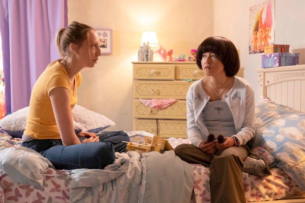 Pen15: Maya and Anna Actors in Real life