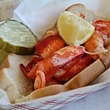 Connecticut: Hot Lobster Roll