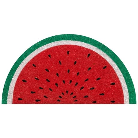Freedom Fruit Slice Door Mat, $19.95