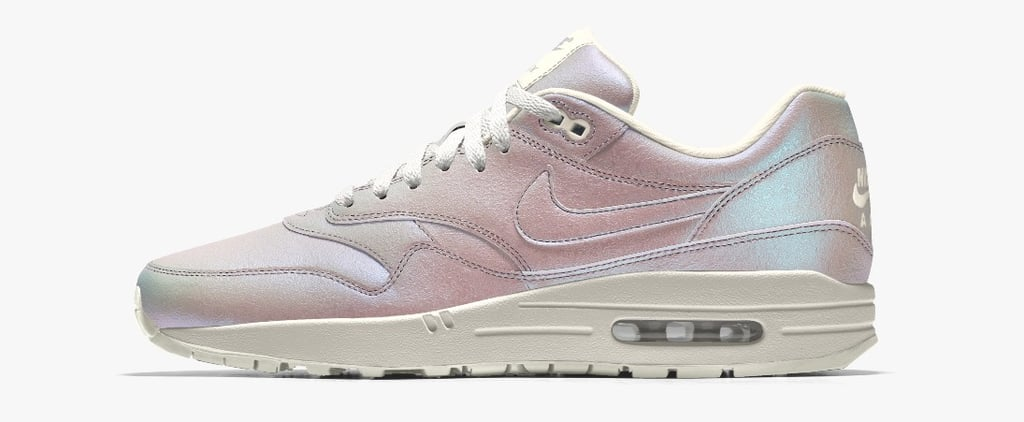 These Fairidescent Nike Sneakers Are the Stuff of Dreams