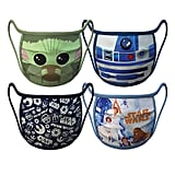 Size Large: Star Wars Cloth Face Masks in Large ($20)