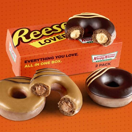Krispy Kreme Reese's Doughnuts 2019