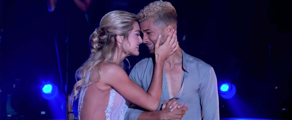 You Won't Be Able to Stop Crying After Jordan Fisher's Nearly Perfect DWTS Performance