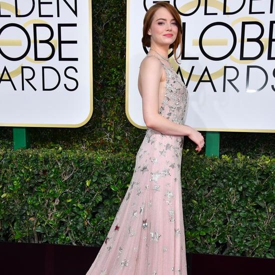 Emma Stone 2017 Golden Globes Dankesrede