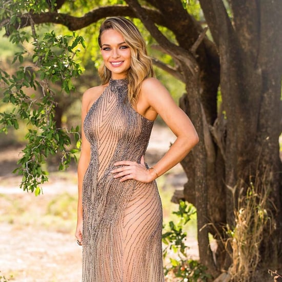 Abbie Chatfield The Bachelor Finale Dresss