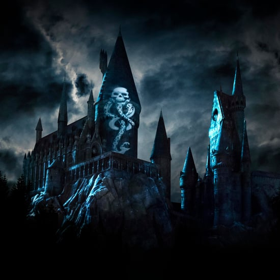 Wizarding World of Harry Potter Dark Arts at Hogwarts Castle