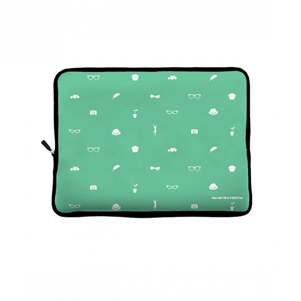 New Girl Adorkable All About Turquoise Laptop Cover ($19)
